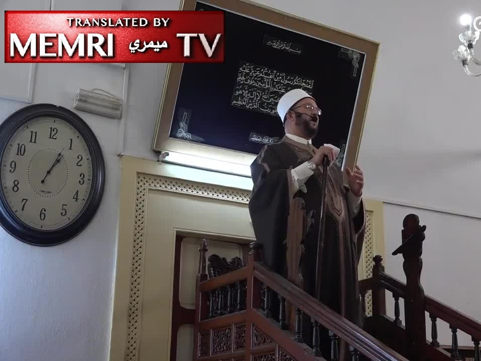 Tunisian Cleric Mounir Al-Kamantar Praises Violent Protest against Holocaust Exhibition, Says: The Jews Are Prophet Slayers Who Spread Hatred and Corruption